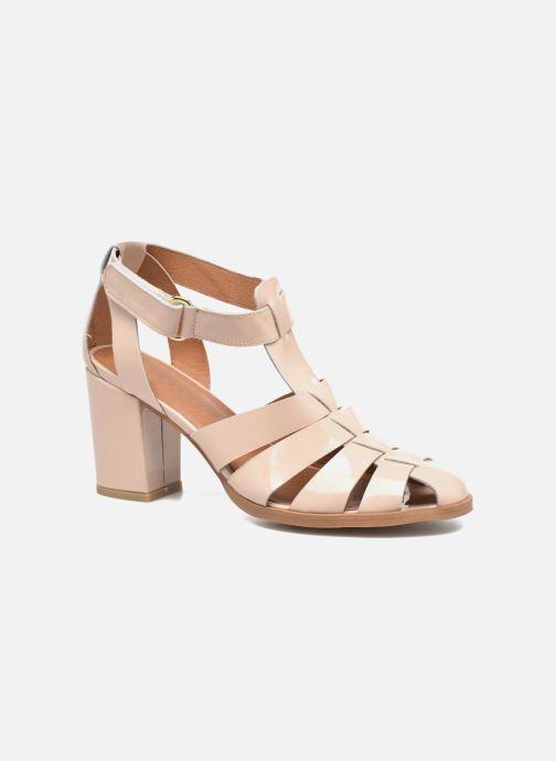 Sandalen Made by SARENZA Pastel Belle #2 Beige rechts