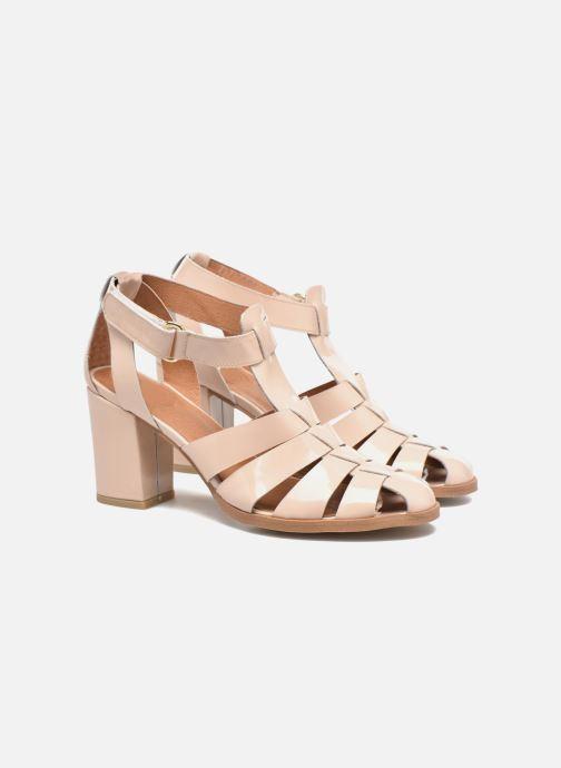 Sandalen Made by SARENZA Pastel Belle #2 Beige achterkant