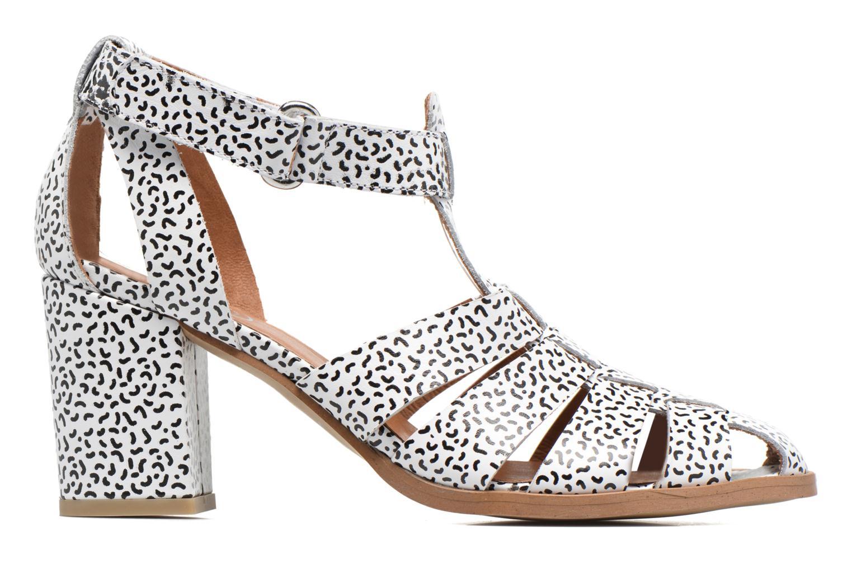 Sandales et nu-pieds Made by SARENZA Pastel Belle #2 Blanc vue détail/paire