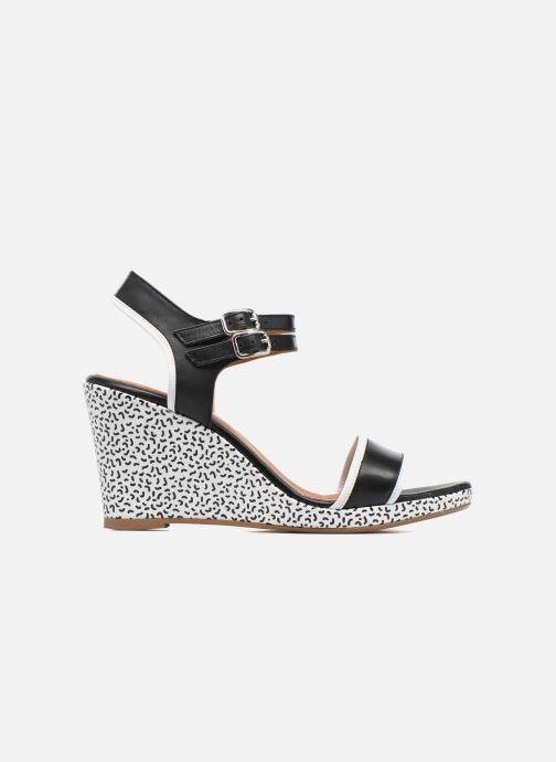 Sandales et nu-pieds Made by SARENZA Pastel Belle #10 Noir vue détail/paire