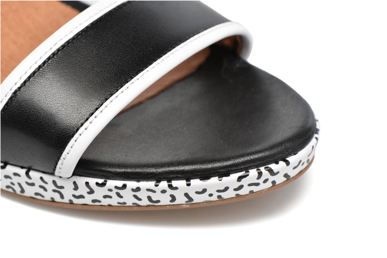 Sandalias Made by SARENZA Pastel Belle #10 Negro vista lateral izquierda