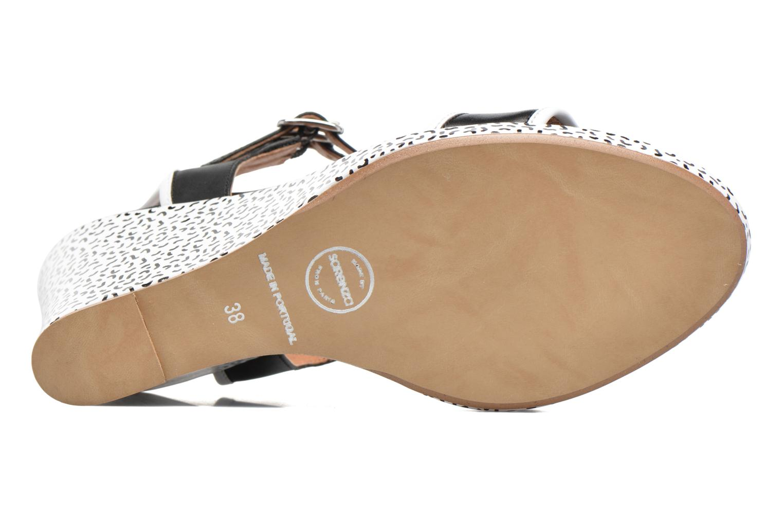 Sandalen Made by SARENZA Pastel Belle #10 Zwart boven