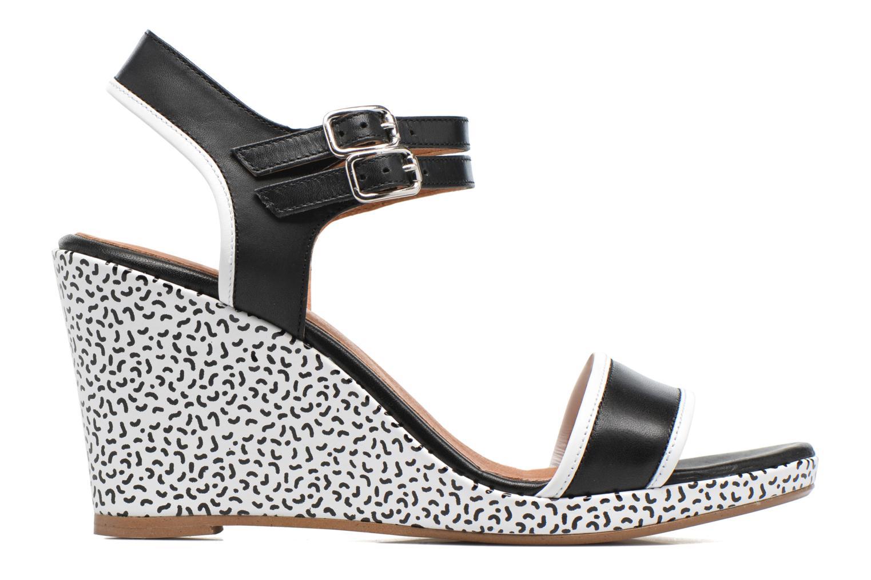 Sandalen Made by SARENZA Pastel Belle #10 Zwart detail