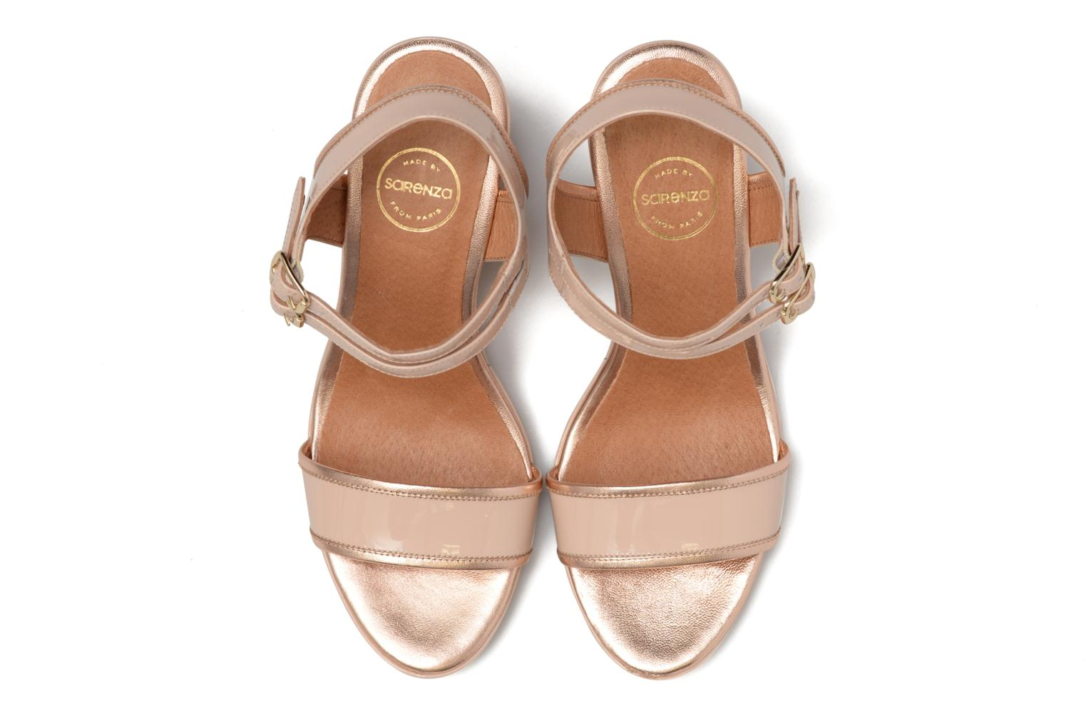 Sandals Made by SARENZA Pastel Belle #10 Beige model view