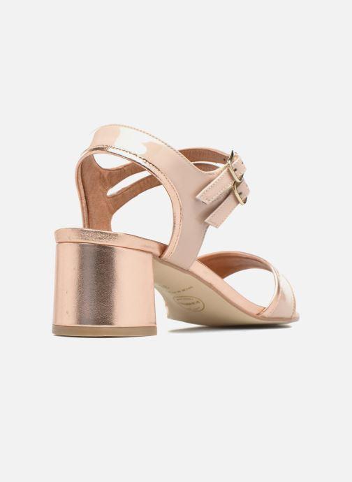 Sandalen Made by SARENZA Pastel Belle #11 rosa ansicht von vorne