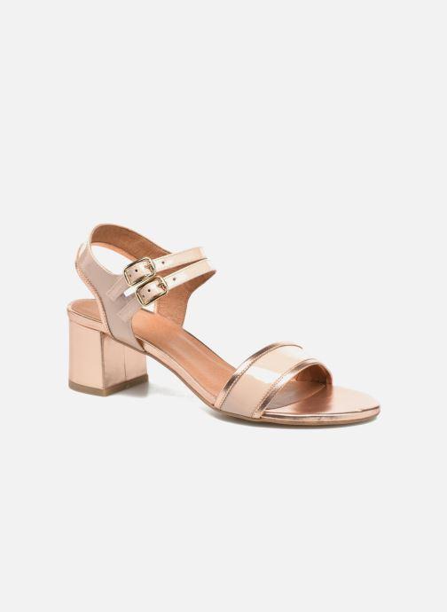 Sandalen Made by SARENZA Pastel Belle #11 rosa ansicht von rechts