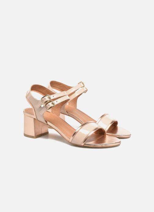 Sandali e scarpe aperte Made by SARENZA Pastel Belle #11 Rosa immagine posteriore