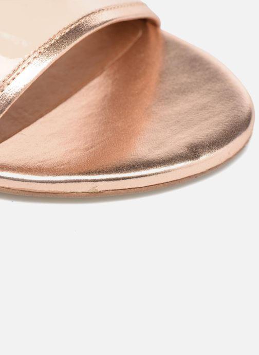 Sandalen Made by SARENZA Pastel Belle #11 rosa ansicht von links