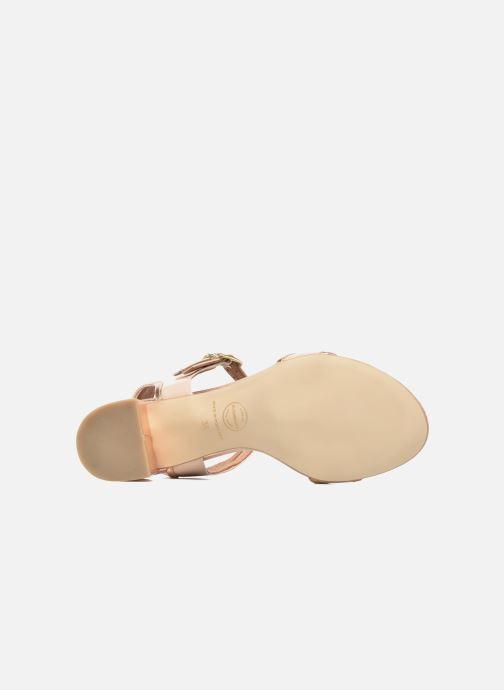 Sandalen Made by SARENZA Pastel Belle #11 rosa ansicht von oben