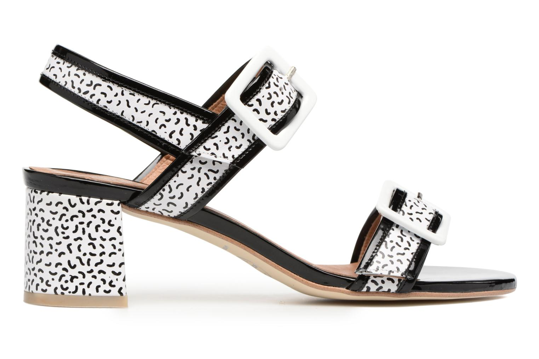 Sandales et nu-pieds Made by SARENZA Pastel Belle #4 Multicolore vue détail/paire