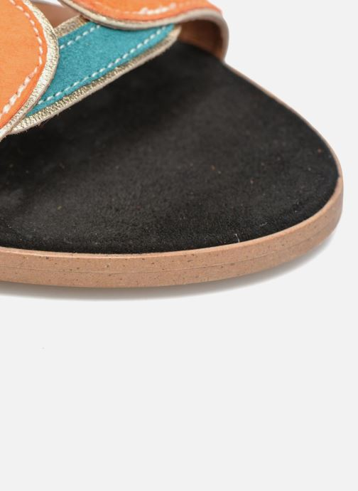 Sandales et nu-pieds Made by SARENZA Frida Banana #1 Multicolore vue gauche