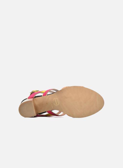 Sandales et nu-pieds Made by SARENZA Frida Banana #1 Multicolore vue haut