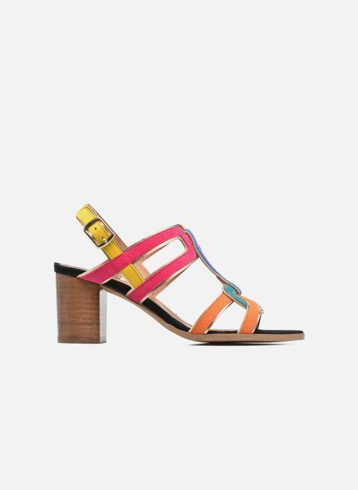 Sandales et nu-pieds Made by SARENZA Frida Banana #1 Multicolore vue détail/paire