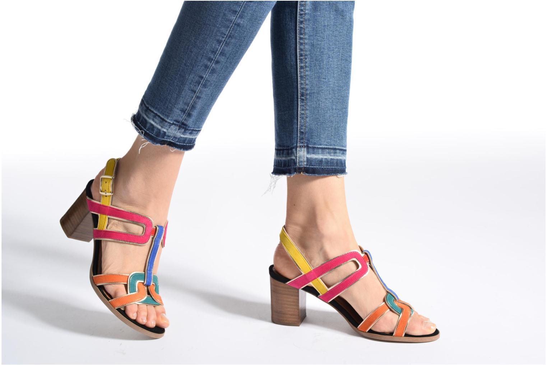 Sandali e scarpe aperte Made by SARENZA Frida Banana #1 Multicolore immagine dal basso