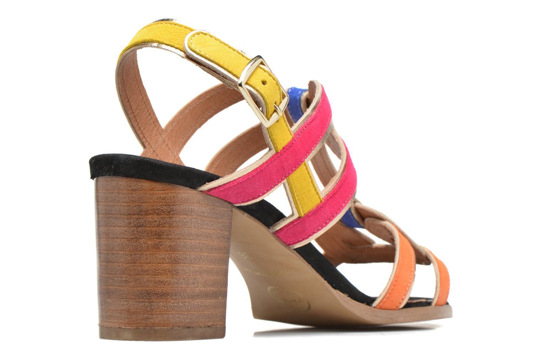 Sandali e scarpe aperte Made by SARENZA Frida Banana #1 Multicolore immagine frontale
