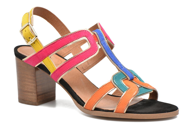 Sandali e scarpe aperte Made by SARENZA Frida Banana #1 Multicolore immagine destra