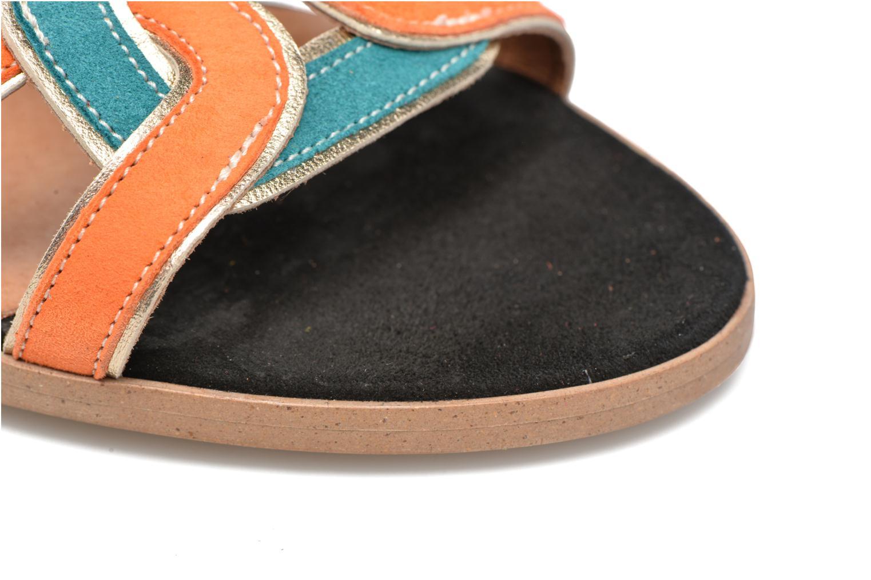 Sandali e scarpe aperte Made by SARENZA Frida Banana #1 Multicolore immagine sinistra