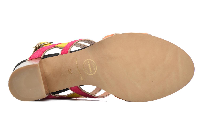 Sandali e scarpe aperte Made by SARENZA Frida Banana #1 Multicolore immagine dall'alto