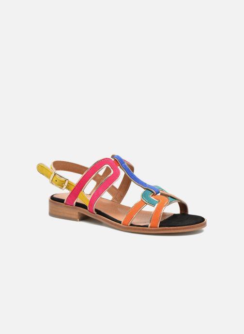 Sandalias Made by SARENZA Frida Banana #3 Multicolor vista lateral derecha