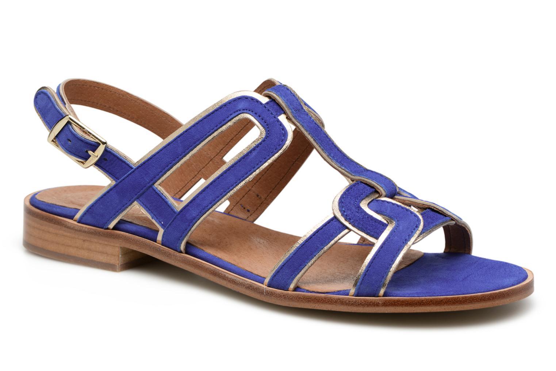 Sandalen Made by SARENZA Frida Banana #3 blau ansicht von rechts