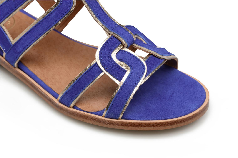 Sandalen Made by SARENZA Frida Banana #3 blau ansicht von links