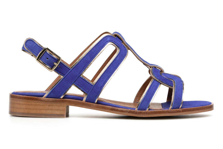 Sandalen Made by SARENZA Frida Banana #3 blau detaillierte ansicht/modell