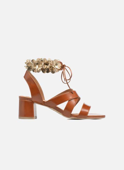 Sandales et nu-pieds Made by SARENZA Frida Banana #4 Marron vue détail/paire