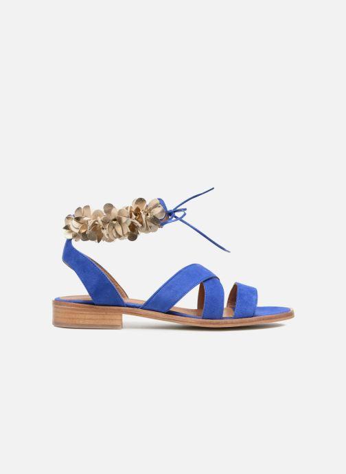 Sandales et nu-pieds Made by SARENZA Frida Banana #5 Bleu vue détail/paire