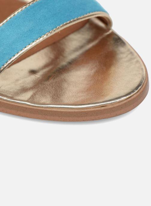 Sandales et nu-pieds Made by SARENZA Riviera Couture Sandales à Talon #8 Multicolore vue gauche