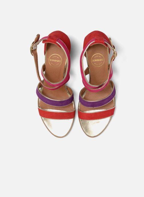 Sandalen Made by SARENZA Riviera Couture Sandales à Talon #8 Multicolor model