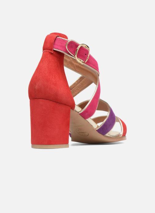 Sandalen Made by SARENZA Riviera Couture Sandales à Talon #8 Multicolor voorkant
