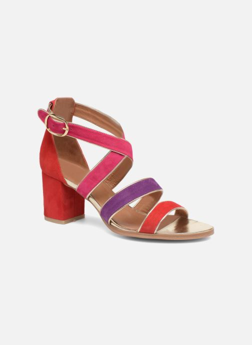 Sandalen Made by SARENZA Riviera Couture Sandales à Talon #8 Multicolor rechts