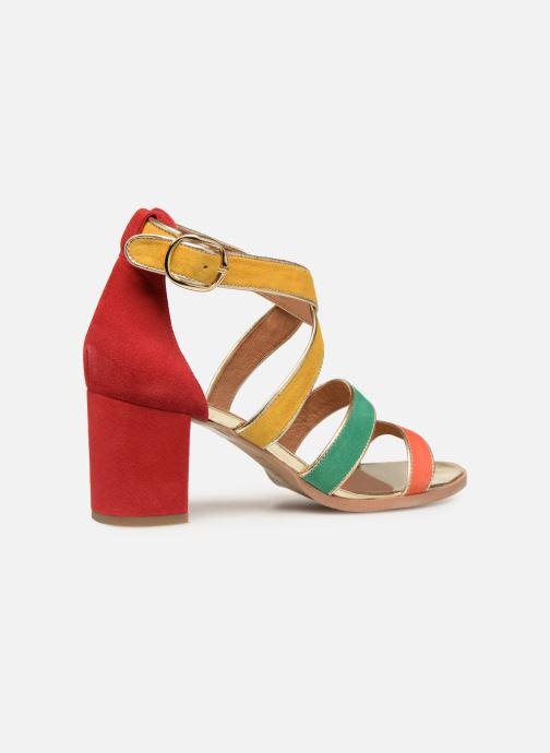 Sandales et nu-pieds Made by SARENZA Urbafrican Sandales à Talons #11 Multicolore vue face