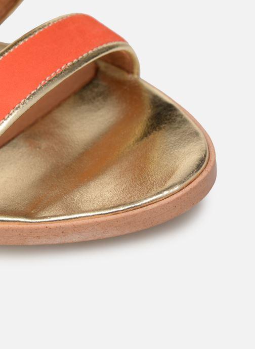 Sandales et nu-pieds Made by SARENZA Urbafrican Sandales à Talons #11 Multicolore vue gauche