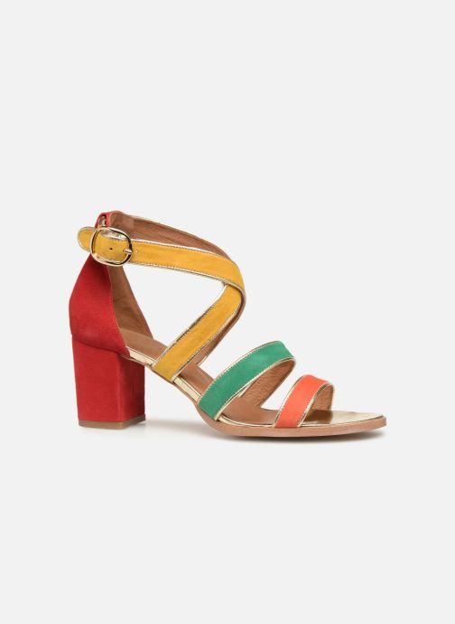 Sandales et nu-pieds Made by SARENZA Riviera Couture Sandales à Talon #8 Multicolore vue détail/paire