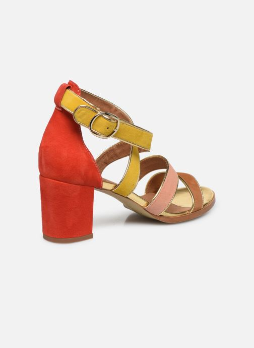 Sandalias Made by SARENZA Riviera Couture Sandales à Talon #8 Multicolor vista de frente