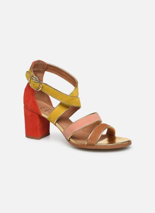 Sandalias Made by SARENZA Riviera Couture Sandales à Talon #8 Multicolor vista lateral derecha