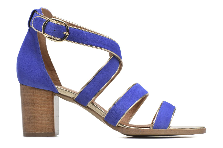 Sandalen Made by SARENZA Bombay Babes Sandales à Talons #2 blau detaillierte ansicht/modell