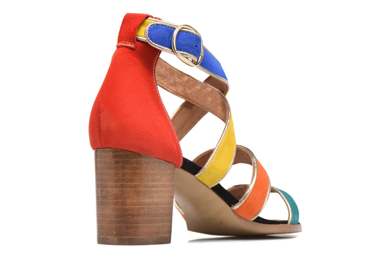 Sandalen Made by SARENZA Bombay Babes Sandales à Talons #2 mehrfarbig ansicht von vorne