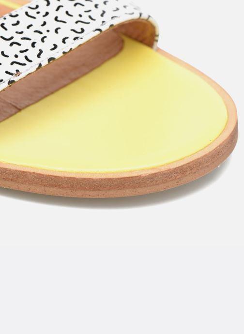 Sandales et nu-pieds Made by SARENZA Pastel Belle #6 Multicolore vue gauche