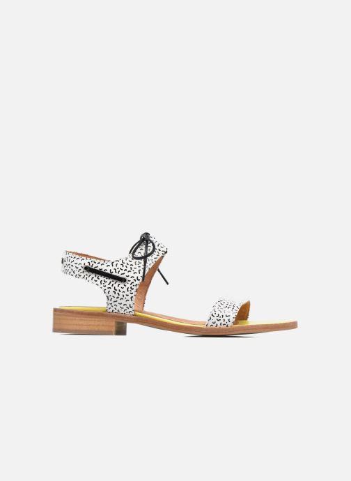 Sandales et nu-pieds Made by SARENZA Pastel Belle #6 Multicolore vue détail/paire