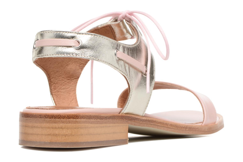 Sandalen Made by SARENZA Pastel Belle #6 rosa ansicht von vorne