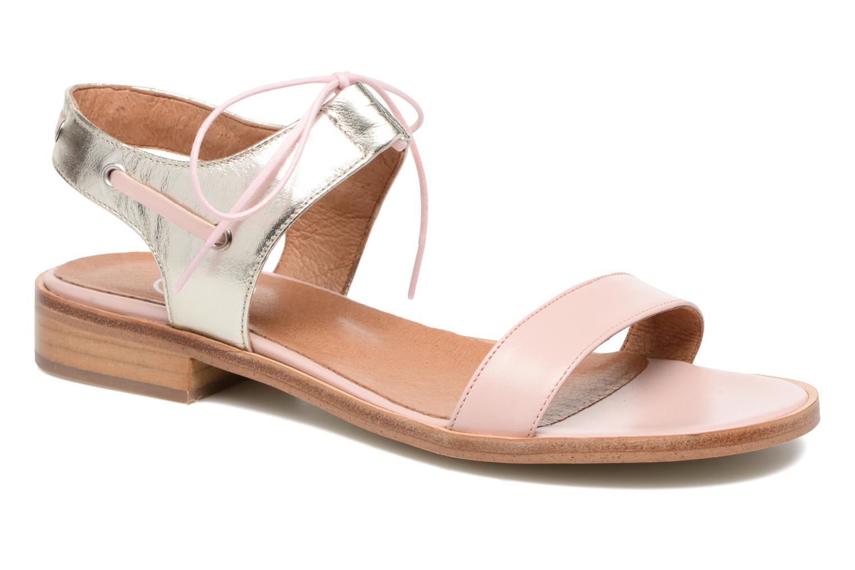 Sandalen Made by SARENZA Pastel Belle #6 rosa ansicht von rechts