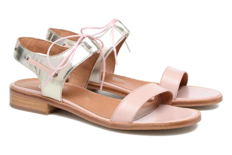 Sandalen Made by SARENZA Pastel Belle #6 rosa ansicht von hinten