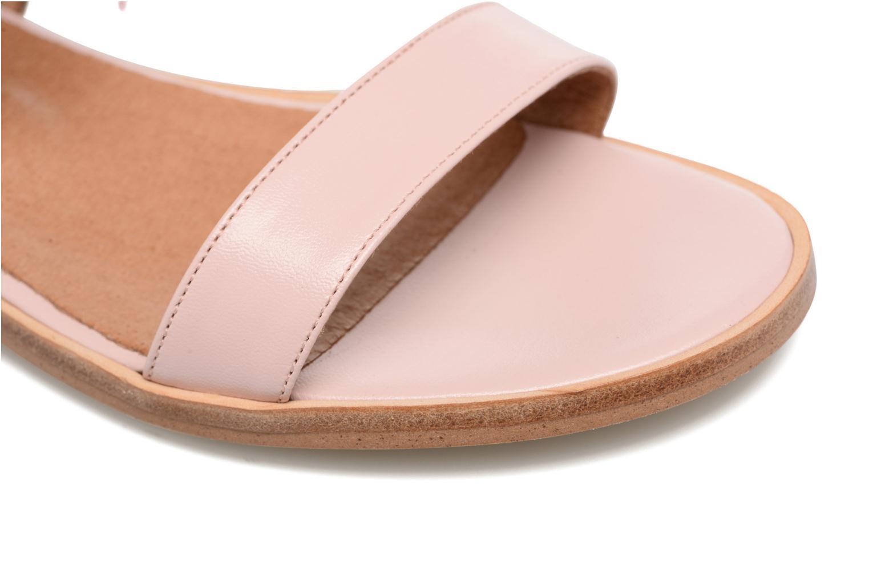 Sandalen Made by SARENZA Pastel Belle #6 rosa ansicht von links