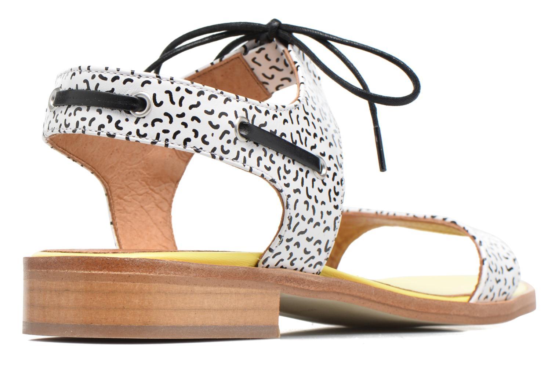 Sandales et nu-pieds Made by SARENZA Pastel Belle #6 Multicolore vue face