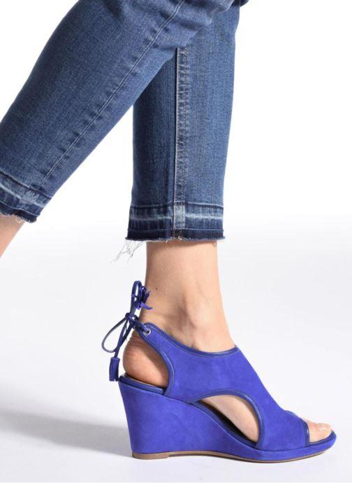 Sandali e scarpe aperte Made by SARENZA Frida Banana #9 Azzurro immagine dal basso