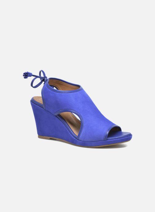 Sandali e scarpe aperte Made by SARENZA Frida Banana #9 Azzurro immagine destra