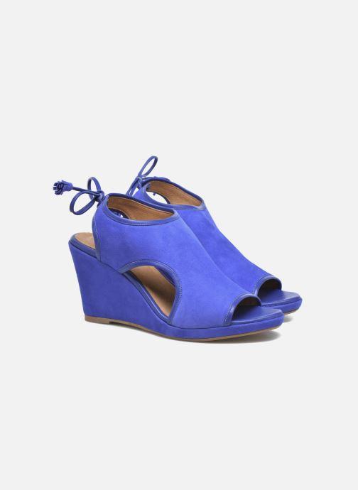 Sandali e scarpe aperte Made by SARENZA Frida Banana #9 Azzurro immagine posteriore