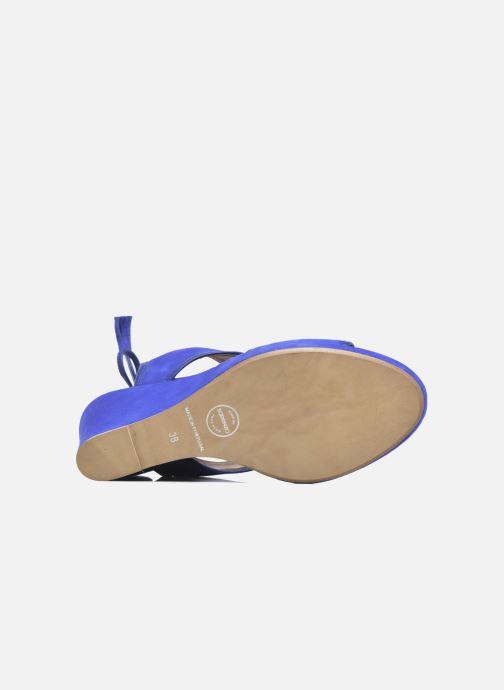 Sandali e scarpe aperte Made by SARENZA Frida Banana #9 Azzurro immagine dall'alto